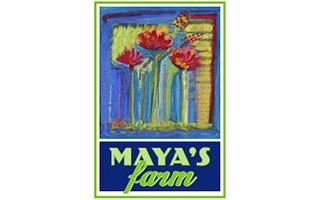 mayas farm logo
