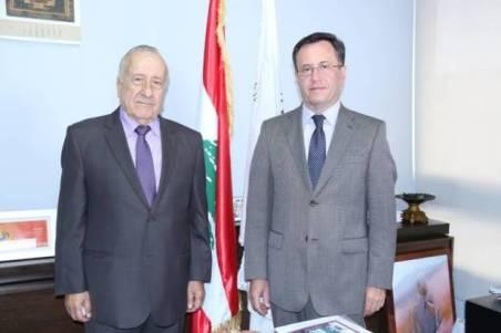 سفير ارمينيا بلبنان