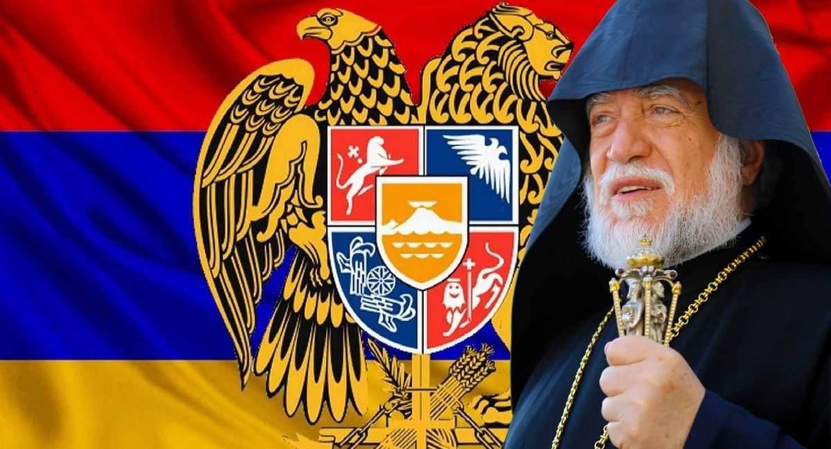 Հրատապ. Արամ Ա. Կաթողիկոս Կը Հասնի Հայաստան
