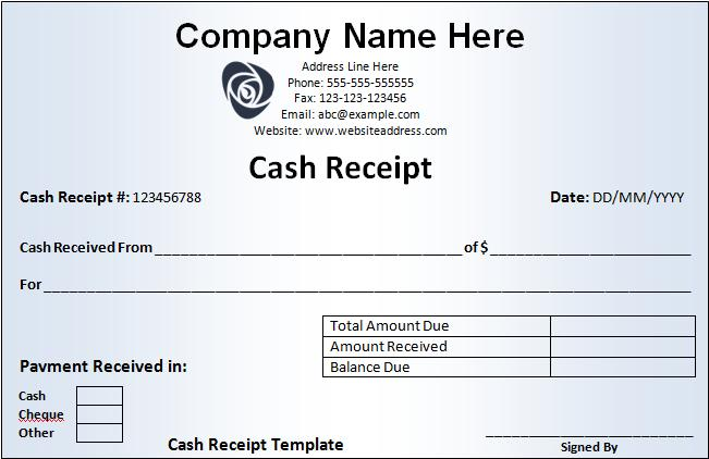 Goods receipt form template pronofoot35fo Choice Image