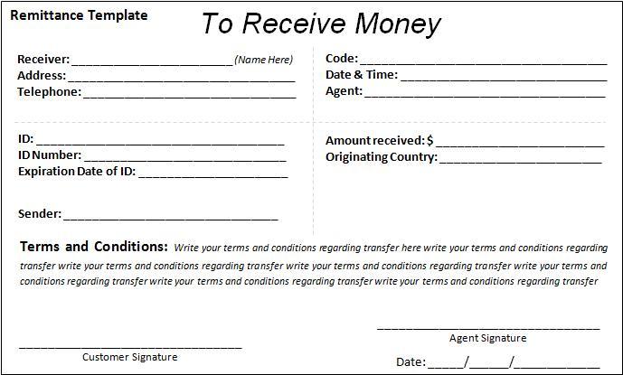 Remittance Advice Slip Template free iab bookkeeping course – Remittance Advice Slip Template