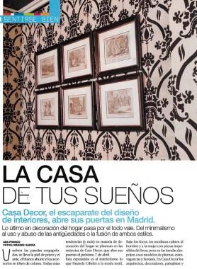 Casa Decor, el escaparate del diseño de interiores
