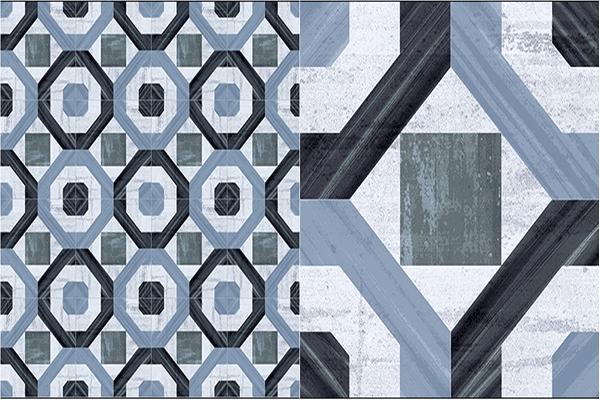 Decoraci n con azulejos hidr ulicos un toque vintage en - Juntas azulejos ...