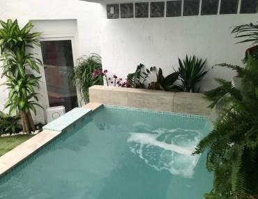 mini piscina
