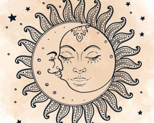 Una luna de verano