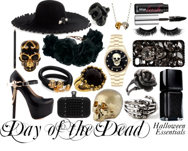 Day of the Dead - Halloween Essentials
