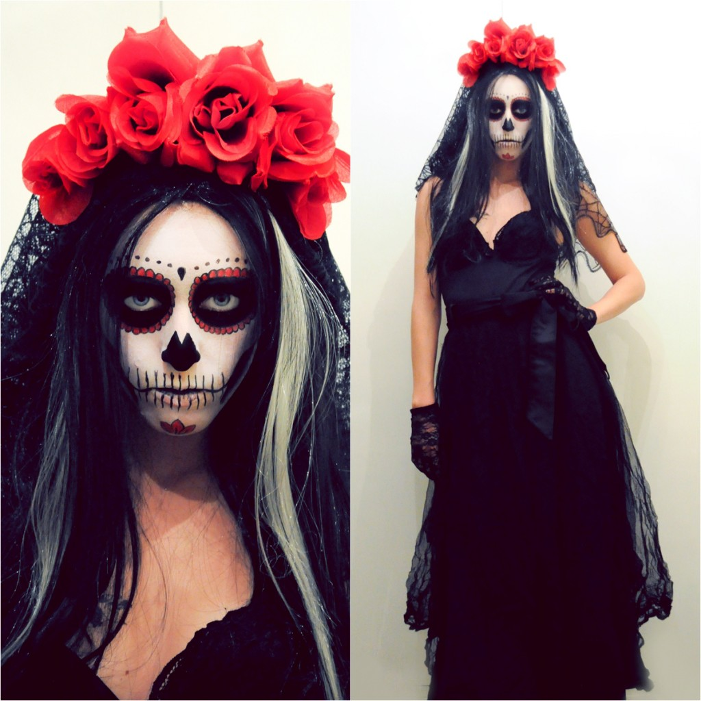 Halloween costumes: Celebrities and the Santa Muerte