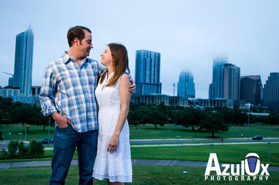 Ivy & Dan: Austin Engagements #