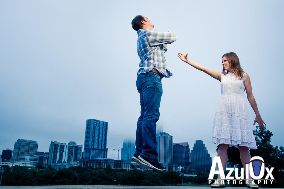 Ivy & Dan: Austin Engagements #-3