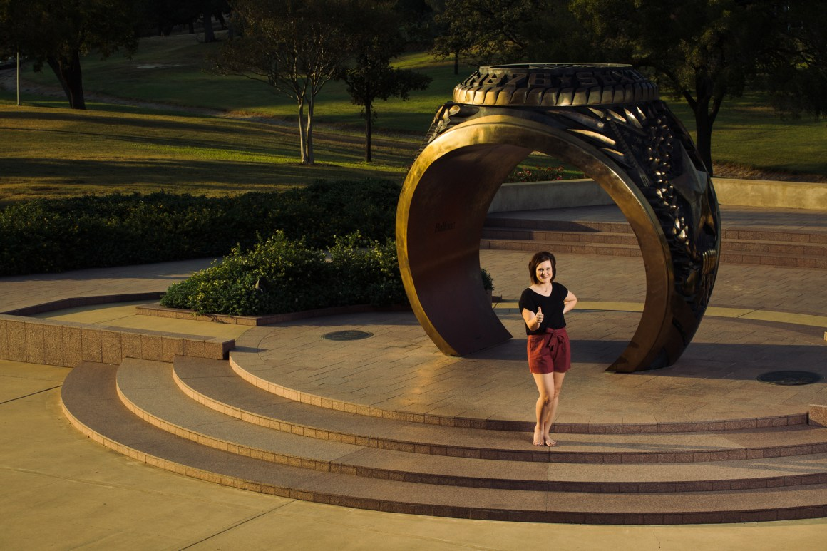 Aggie Senior Portraits - 10