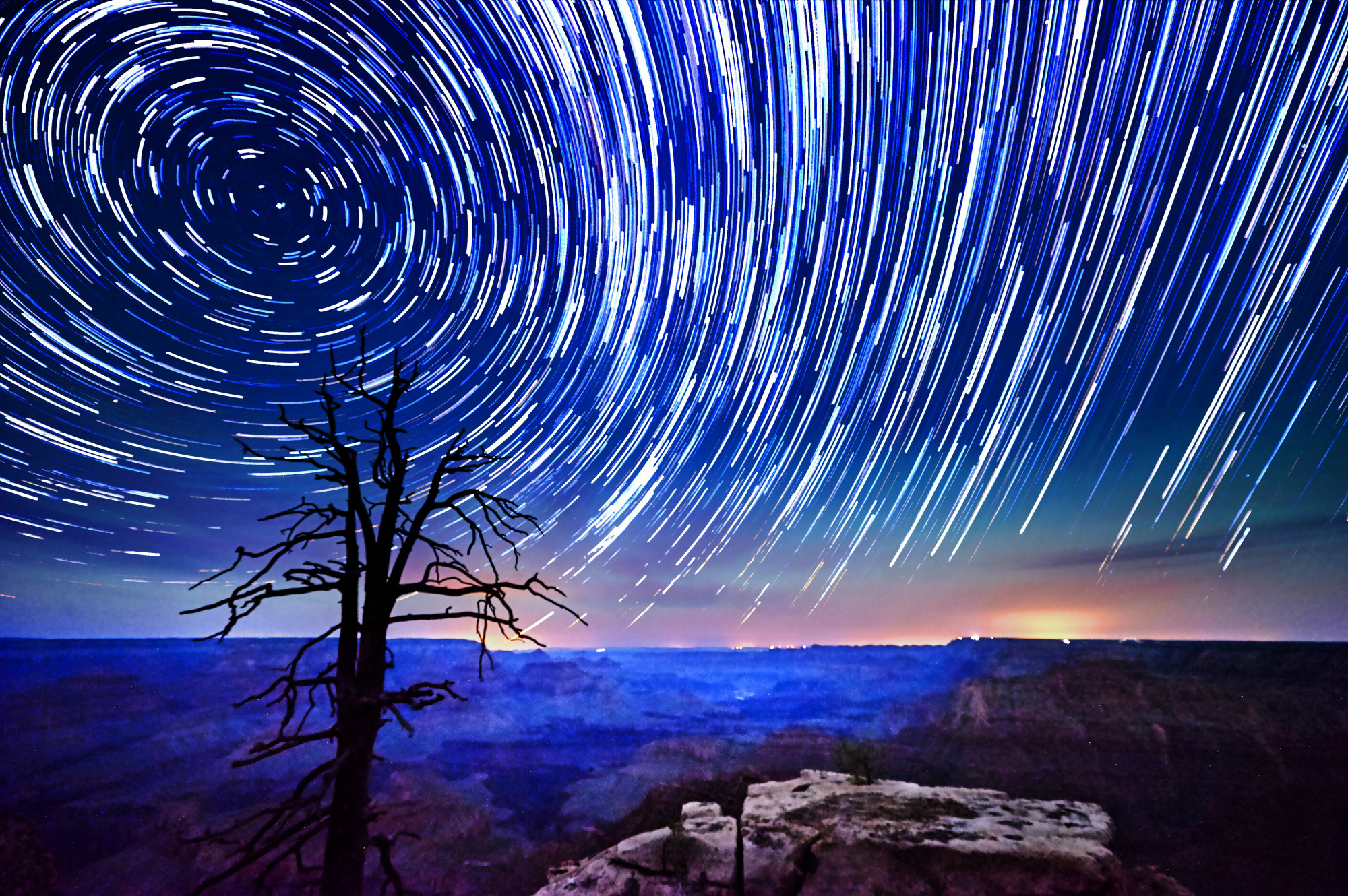 Learn Star Trail Photography in Austin