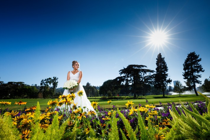 Bridal Portrait- First Impression of the Canon 16-35mm F/2.8L III