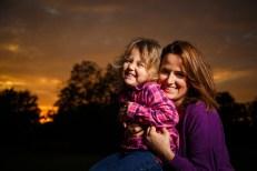 Family Photos - Pfluger Park - Sunset - 03