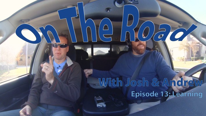 On the Road 13 – Learning