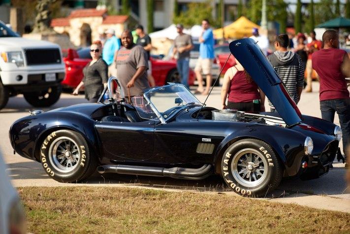 Austin Cars Photography Workshop