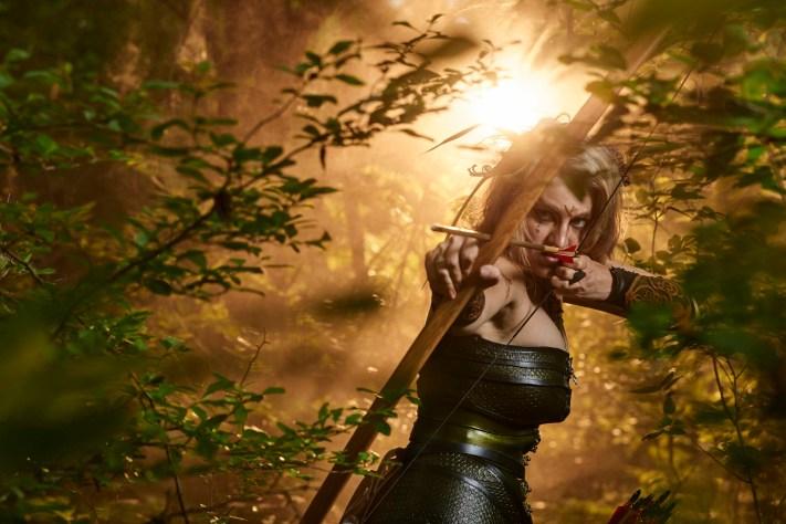 Austin Cosplay Photorgaphy - Strobist Photography - Photography Instructor