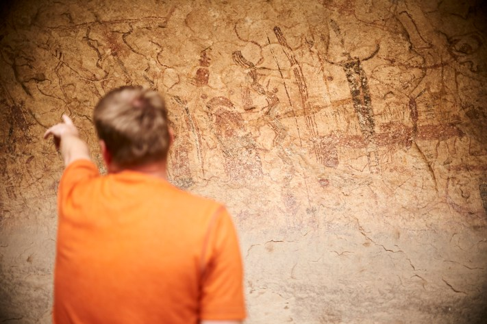 Langtry - Pictographs