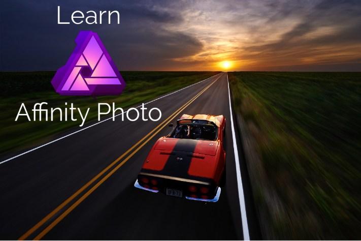 Affinity Photo Workshop - Learn Affinity Photo - Photoshop Alternative