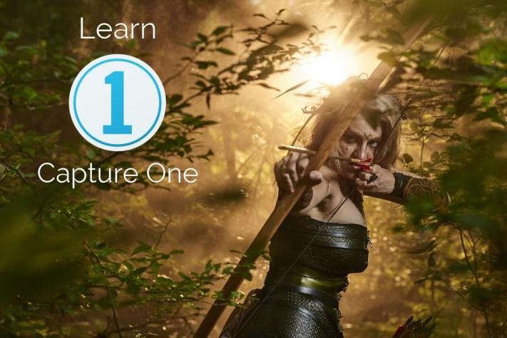 Learn Capture One Pro - Lightroom Alternative - Raw Processing - Capture One Workshop