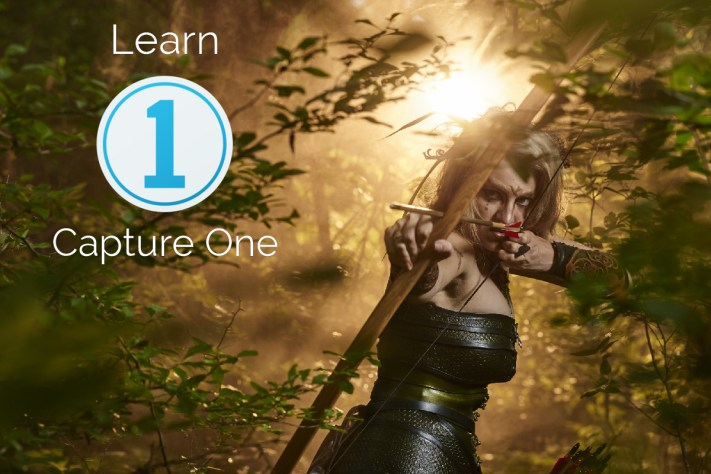 Learn Capture One Pro - Lightroom Alternative - Raw Processing - Capture One Workshop