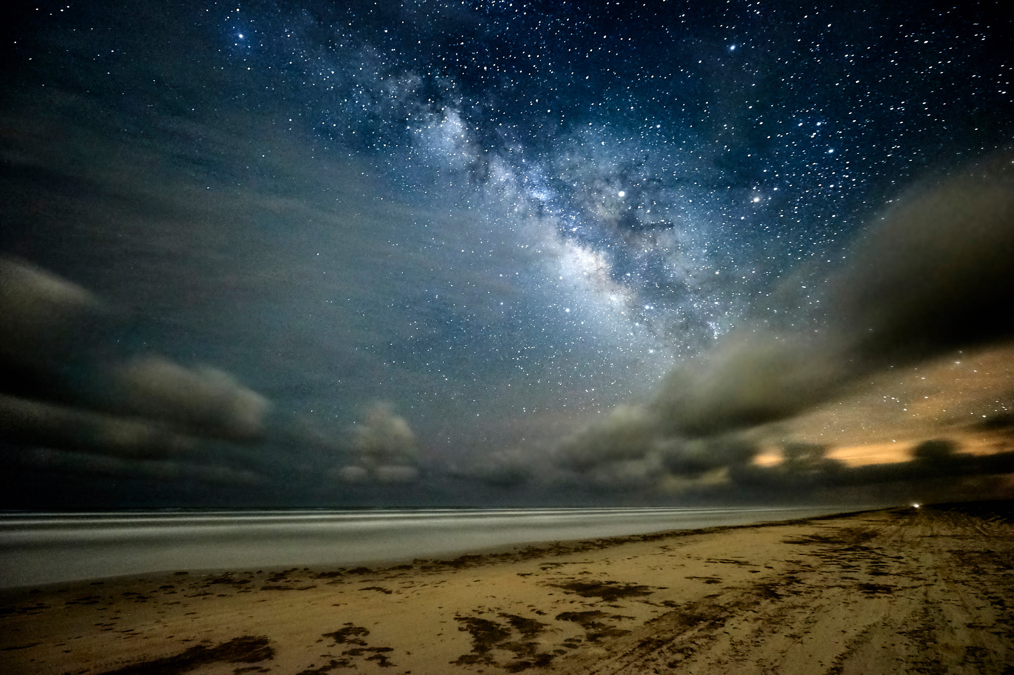 Milky Way Photo Edit using Affinity and Capture One - Photo