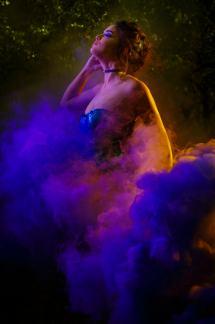 Using Color and Smoke