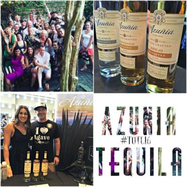 Azunia Tequila Drinks Latino Foodie