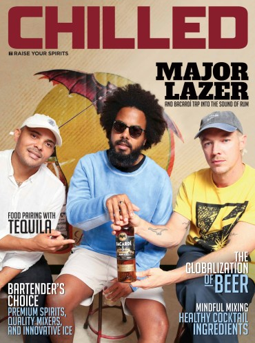 Chilled Magazine Cover