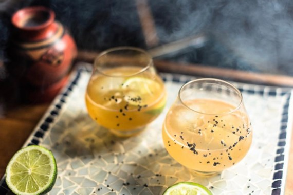 Honey Spicy Margarita