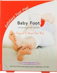 Baby Foot products at Azura Skin Care Center