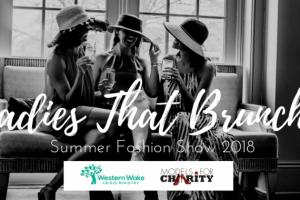 Azura Around Town: Ladies That Brunch Summer Fashion Show