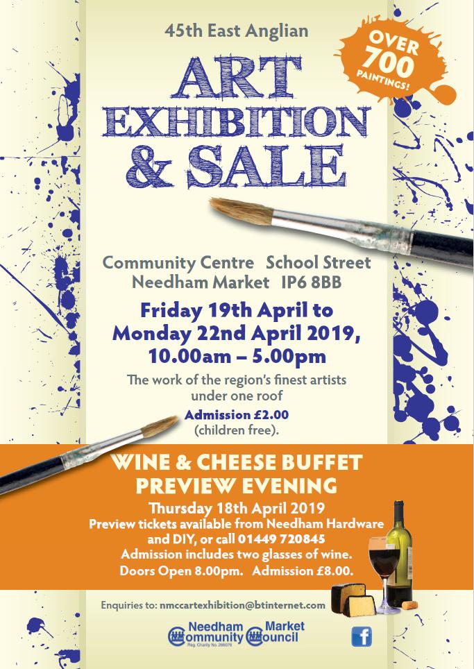 Needham Market Art Exhibition