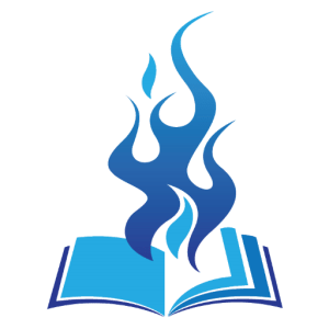 Logo | Azure Fire Publishing: encouraging youth-friendly Fantasy & Sci-Fi literacy through writing challenges