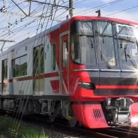 名鉄9500系が舞木にやってきました!
