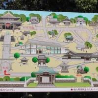 豊川稲荷:境内案内図