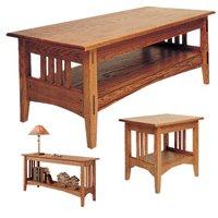 Rockler Woodworking Plans: Living Room Furniture