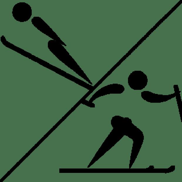la combinata nordica alle olimpiadi invernali