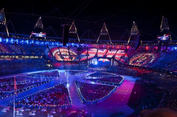 Le Olimpiadi 2012, disputate a Londra