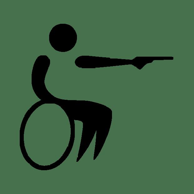 Il tiro a segno alle Paralimpiadi