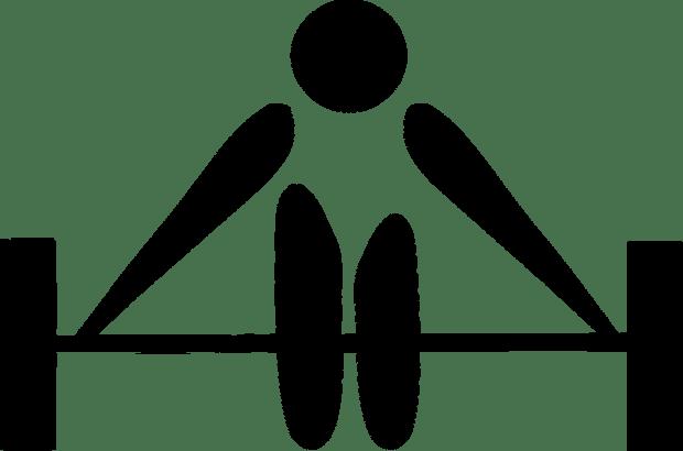 il sollevamento pesi alle paralimpiadi