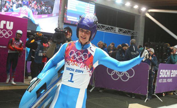 Slittino, super Fischnaller . Ai Mondiali di Igls è bronzo