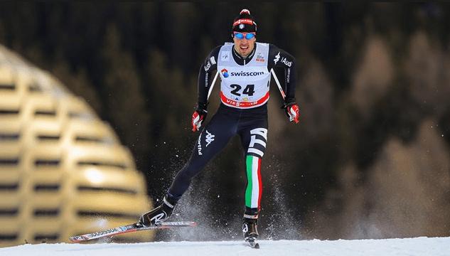 Sci di fondo, Pellegrino medaglia d'oro nella sprint