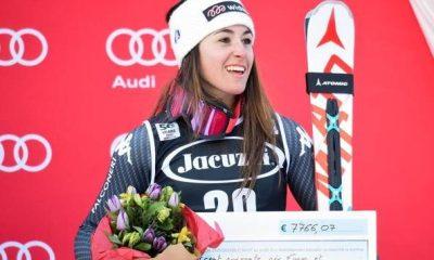 Sofia Goggia è la grande speranza azzurra ai Mondiali di sci alpino: per lei 9 podi in CdM
