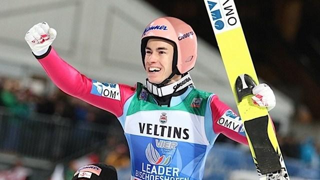l'austriaco stefan kraft campione iridato ai mondiali di sci nordico di lahti 2017