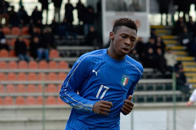 Europeo Under 17: buona la prima dell'Italia. Decide Kean