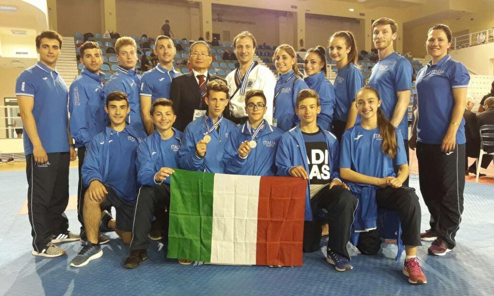 taekwondo campionati italiani e mondiali beach taekwondo italia