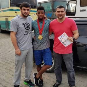 """Frank Chamizo ha vinto il """"Memorial Ali Aliev"""", e i Mondiali di Parigi sono alle porte"""