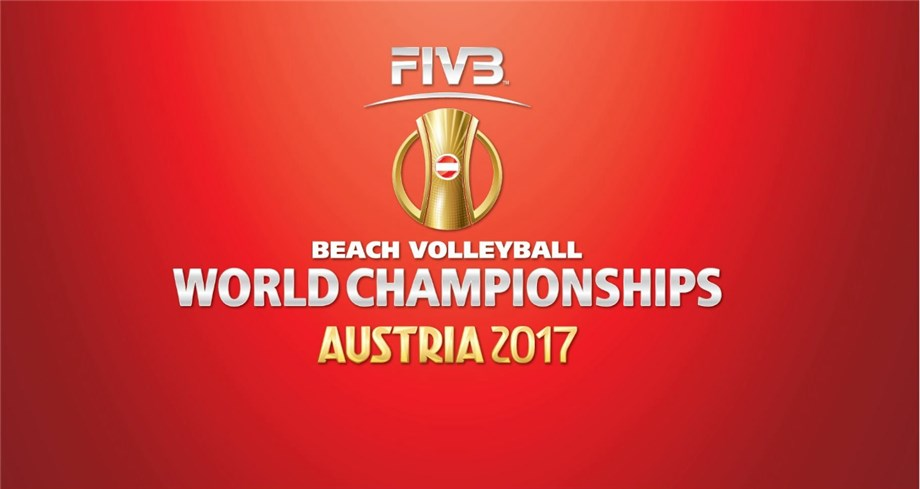 Vienna, Mondiali Beach Volley 2017: si parte!
