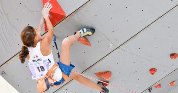 Europei arrampicata sportiva
