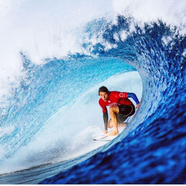 Leonardo Fioravanti, simbolo del surf italiano nel mondo